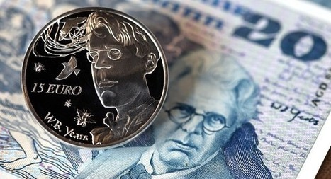 New coin marks 150 years of WB Yeats | The Irish Literary Times | Scoop.it
