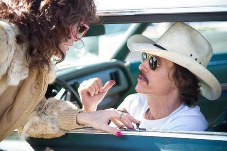 Matthew McConaughey Wins Oscar for Dallas Buyers Club - Blabber | Celebrity News | Scoop.it