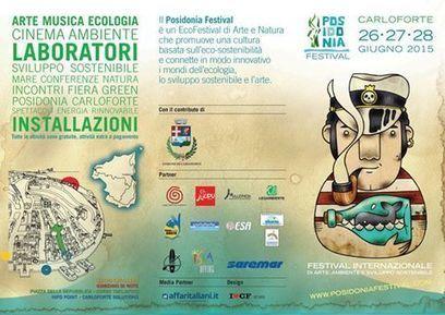 piedenero alcontecavour: Posidonia Festival Carloforte 2015 | alConteCavour | Scoop.it