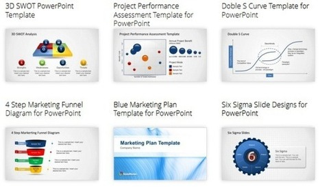 Impressive PowerPoint Template Designs That Will Blow You Away | PowerPoint Presentation | PowerPoint Tips & Presentation Design | Scoop.it