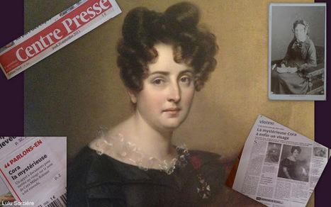 Lulu Sorcière Archive: Dessine-moi Cora Millet-Robinet. Echo à Centre Presse. | Auprès de nos Racines - Généalogie | Scoop.it