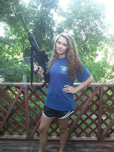 Facebook find | Guns | Scoop.it