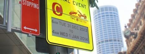 [Australie] Le premier panneau de signalisation E-Ink et solaire | SandyPims | Scoop.it