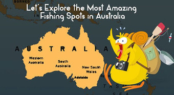 Find Fishing Spots Near your Location: Let's Explore the Most Amazing Fishing Spots in Australia | Fishing Spot App | Scoop.it