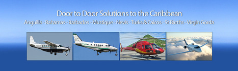 Caribbean Charter Flights: Private Charter Flights to Caribbean | Caribbean Island Travel | Scoop.it