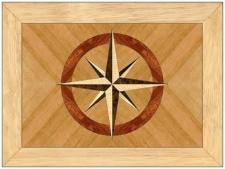 The Compass Rose Jewelry Box | Buy Handmade Wooden Jewelry Boxes | Scoop.it