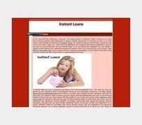 American Web Loans Fast | rovggd | Scoop.it