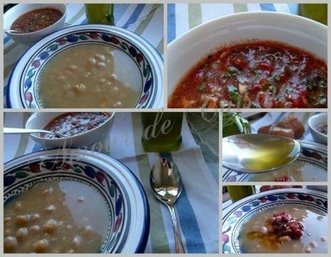 doubara aux pois chiche de Biskra | Cuisine Algerienne, cuisine marocaine, cuisine tunisienne, cuisine indienne | Scoop.it