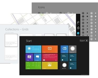 Windows 8 Templates | Metro-Themed Windows 8 PowerPoint Templates | Pagsasalita at Talumpati | Scoop.it