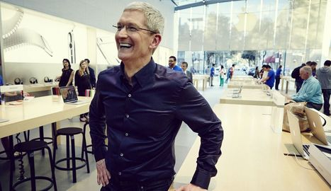 Apple's Tim Cook leadsdifferent | Strategic Management Issues | Scoop.it
