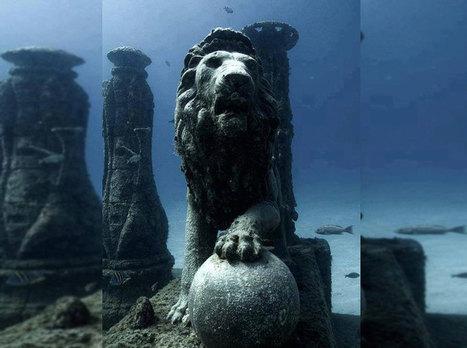 5 Mind Blowing Underwater Cities! | DiverSync | Scoop.it