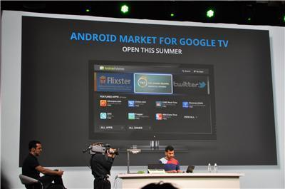 Google TV Finds New Friends And An Updated OS | TV Everywhere | Scoop.it