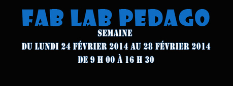 FAB LAB PEDAGO : 1 semaine pour produire en mode collaboratif | | Fab Lab à l'université | Scoop.it