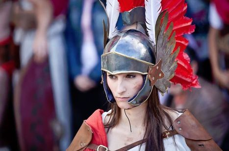 Gladiatrix: Female Fighters Offered Lewd Entertainment in Ancient #Rome | EURICLEA | Scoop.it