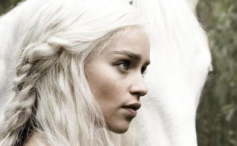 «Game of Thrones»: Comment se coiffer comme Daenerys Targaryen? | Tendances coiffure | Scoop.it