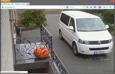 Turn your Pi into a low-cost HD surveillance cam | Raspberry Pi | Scoop.it