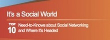 World Wide Social Networking Data Shows Great Similarities Cross ... | Digital Social Networking | Scoop.it