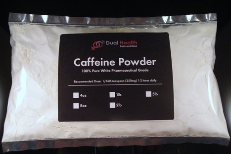 FDA Warns of Deadly Dangers of Powdered Caffeine - NBC News | Eating Well | Scoop.it