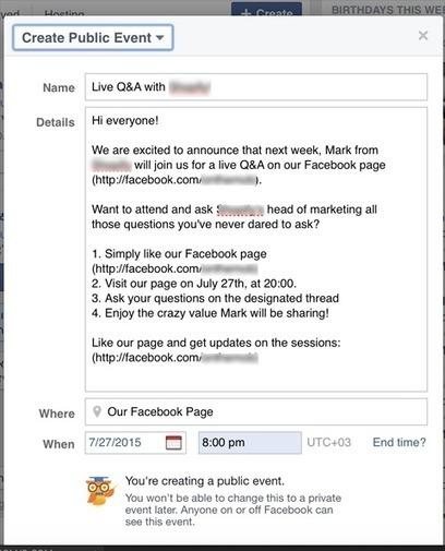 Comment augmenter gratuitement le nombre de ses fans Facebook | Digital Communication | Scoop.it