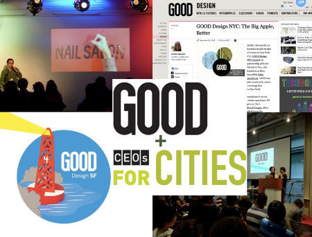 GOOD Design Is Growing: Announcing GOOD Ideas for Cities - Cities - GOOD | Urban Life | Scoop.it