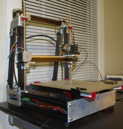 New MendelMax 2.0 3D printer announced | 3D Printing and Fabbing | Scoop.it