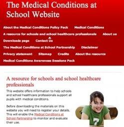 GRUPO EDUCASMA » Archivo del Blog » Sitio web sobre condiciones médicas en la escuela | COACHING Y ASMA | Scoop.it