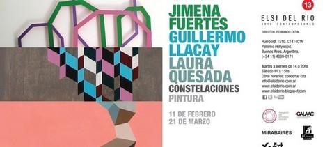 11FEB Opening de Constelaciones | ELSI DEL RIO Arte Contemporáneo | Scoop.it