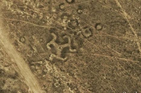 Plus de 50 géoglyphes découverts au Kazakhstan | Les découvertes archéologiques | L'histoire sur la toile | Scoop.it
