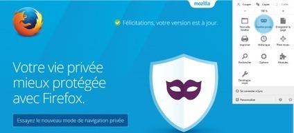Firefox 42 propose un mode de navigation vraiment privée   L'informatique pour la petite entreprise   Scoop.it