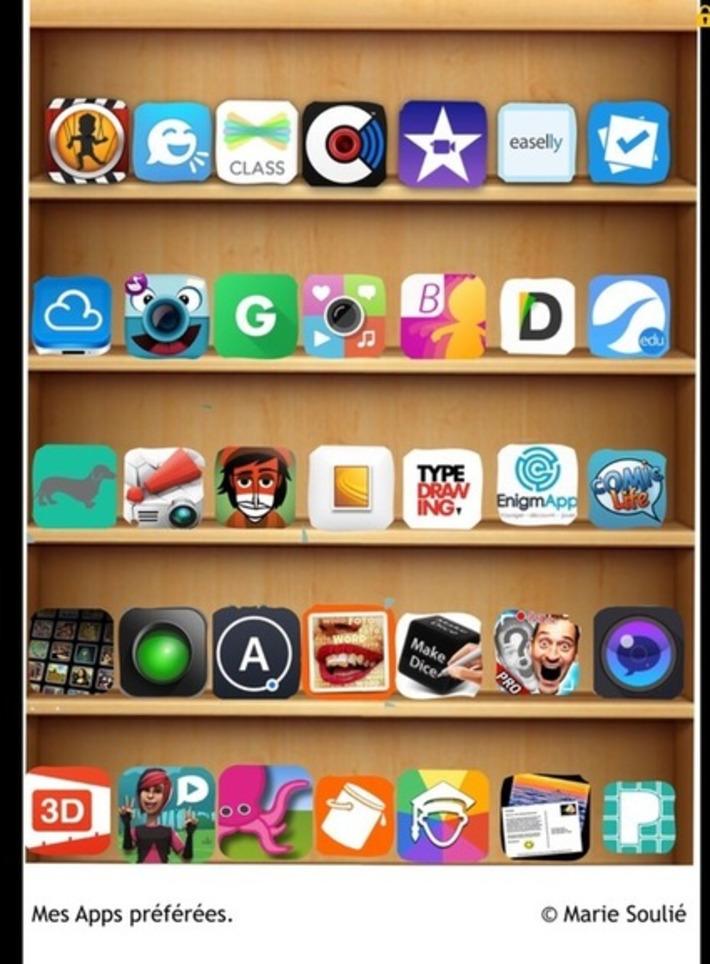 Mes Apps préférées | TIC et TICE mais... en français | Scoop.it