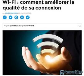 Le site du jour : comment améliorer sa connexion Wifi | VEILLE | Scoop.it