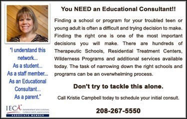 educational consultants troubled teens