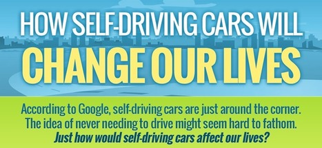 How self-driving cars will change our lives | Knowledge Dump | Scoop.it