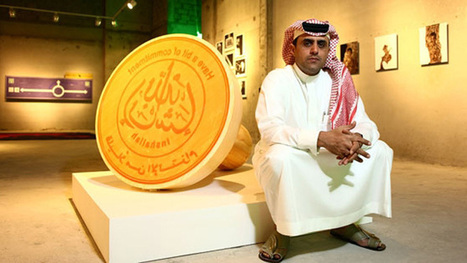 Leading Saudi soldier artist sets up peacemaking art foundation | Art in the age of the internet | Scoop.it