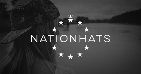 Custom PomPom Beanies | Nationhats | Skiing is great for increasing height | Scoop.it