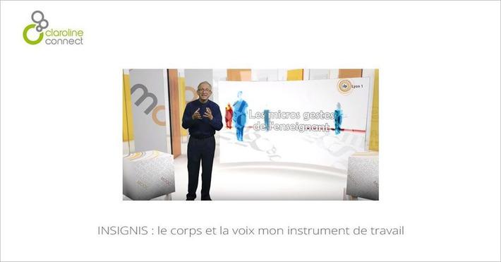 [Today] #MOOC INSIGNIS :  le corps et la voix mon instrument de travail   MOOC Francophone   Scoop.it