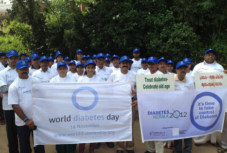 UN News - On World Diabetes Day, Ban underscores threat of non-communicable diseases | Ben's Yr 9 Journal | Scoop.it