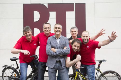 RTL sur les routes du Tour de France | SportonRadio | Scoop.it