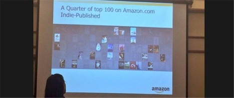 One quarter of Kindle ebook sales were for indie authors - Computer Business Review | Author Tips | Scoop.it