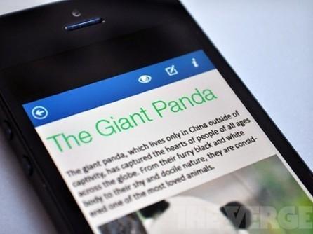 Microsoft Office komt naar iPhone, iPad en Android – Mobilia – De Standaard   i-storehouse.be   Scoop.it