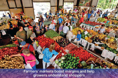 More Farms Vie for the $1 Billion Spent at Farmers' Markets | The Barley Mow | Scoop.it