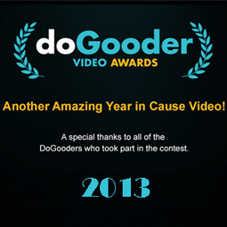 4 Winners from the 2013 DoGooder Video Awards for Nonprofits | Media Psychology and Social Change | Scoop.it