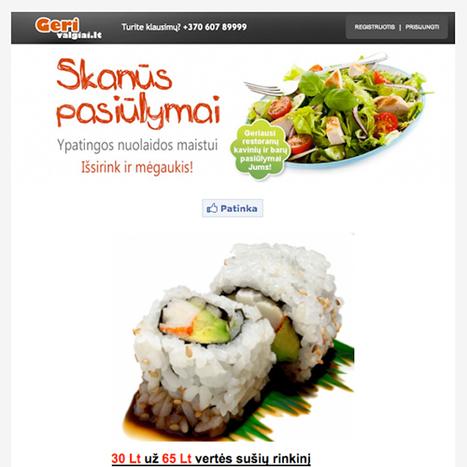 Email Marketing para restaurantes, cómo empezar – MailerLite.es Blog | Email Marketing para pymes | Scoop.it