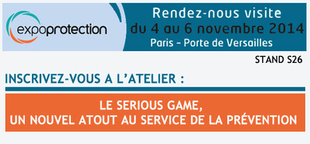 """Le Serious Game, un nouvel atout au service de la prévention"" 