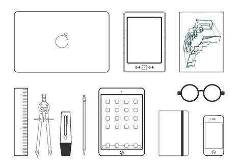 Les compétences du designer de livres numériques | e-book et édition | Scoop.it