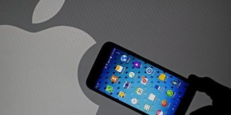 Smartphones: Samsung mis à mal par Apple sur ses propres terres | Technology | Scoop.it