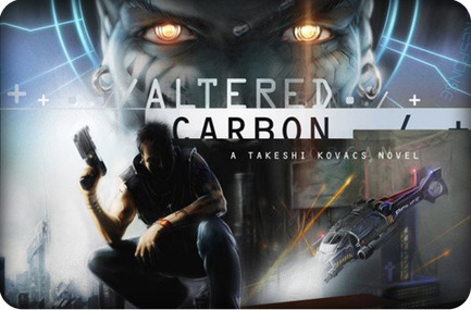 Movie News: ALTERED CARBON Getting Big-Screen Adaptation... - Sci-Fi Movie Reviews, Movie News, Comics, Books and Gaming | Science Fiction Future | Scoop.it