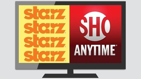 Chromecast now streams Showtime Anywhere and Starz to your TV | Developing Apps | Scoop.it