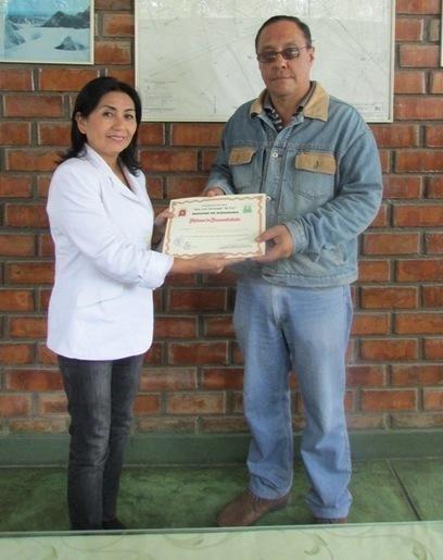 Directora de AgroNegociosPerú recibe condecoración de la Universidad San Luis Gonzaga de Ica | Agronegocios | Scoop.it