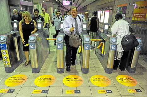 No more free rides on LA subways | Transportation for the Future | Scoop.it